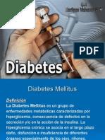 Diabetes Tipo I