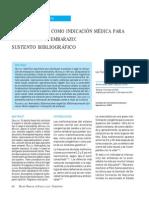 Revista Peruana de Ginecologia y Obst La Anencefalia