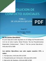 RESOLUCION DE CONFLICTO JUDICIALES.ppt