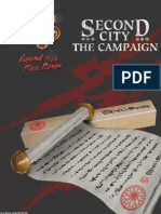 Second City - The Campaign
