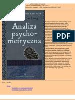 Freedom Long Max - Analiza Psychometryczna
