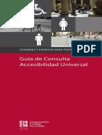 Guía de Accesibilidad Universal 2014