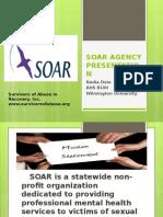 soar agency presentation