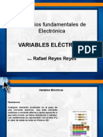 Variables Electricas Basicas