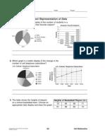 9-8 Choosing the Best Representation of Data