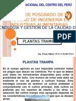 Plantas Trampa