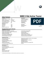 Fichas técnicas 218d Active Tourer.pdf