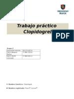 Clopidogrel farmaco general