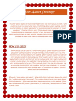 instructional strategy flyer