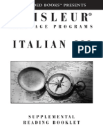 Pimsleur Italian III