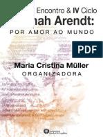 Anais VII Encontro Hannah Arendt 3
