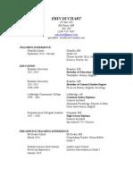 erin duchart website resume