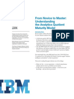 From Novice to Master Understanding Analytics