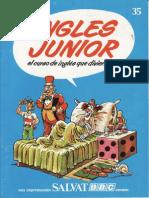 Inglés Junior BBC Fascículo 35