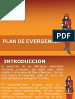Tema 9 Plan de Emergencia