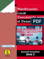 Planificacion Local Concertada