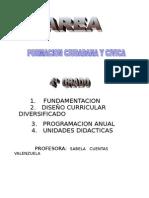 Programacion Anual 4º.doc