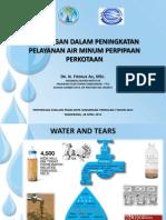 Evaluasi PDAM Kota Tangerang 2014