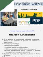 1. Introducción a La Gestión de Proyectos