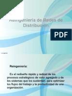 Reingeniería de Redes de Distribución