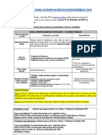 Documentos Para Acreditación Socioeconómica_2015 (1)