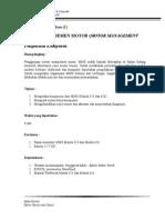 Job Sheet 1 - Pengenalan Komponen