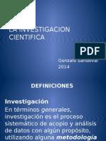 4 La Investigacion Cientifica