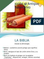 Diapositivas resumidas de la Biblia