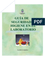 Guiaseguridad Laboratorio de Quimica