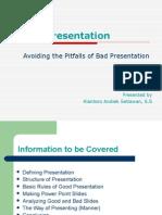 Art of Presentation