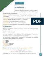 Lectura 1. Estructuras Gramaticales - Precision y Coherencia