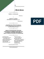 Amicus Brief in Schwallier v. Carter