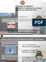 Marco legal del patrimonio natural y cultural.ppt