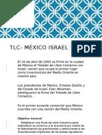 Tlc México Israel