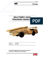 3 Training equipment manual