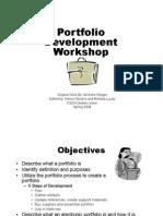 SDFSA Portfolio Development 2