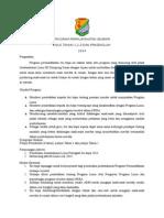 Kertas Kerja Program Permuafakatan Ibubapa