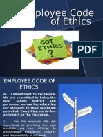 Employee Code of Ethics.ppt