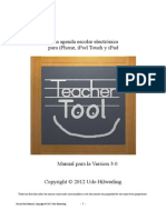 Manual Teachertool 3