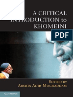 Arshin Adib-Moghaddam-A Critical Introduction to K