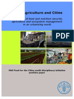 FoodAgriCities