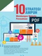 Strategi Ampuh Membangun Website Perusahaan