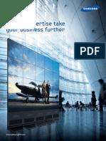 Samsung LFD Brochure