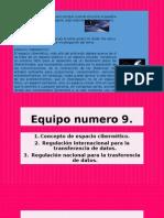 Equipo Numero 9