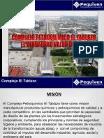 Complejo Petroquímico El Tablazo