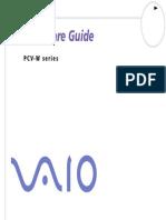 Pcv- w700m Instructionoperation Manual