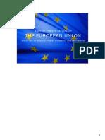 Brief presentation of European Union