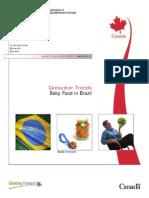 Brazil Baby Food