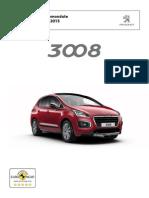 3008 Facelift 15c Martie 2015