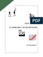 LA DELIMITACIÓN DEL PROBLEMA DE INVESTIGACION